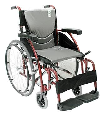 Harman Healthcare Ergonomic Ultra Lightweight manual wheelchair