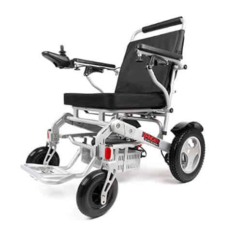 Best Power wheelchair for outdoor use
