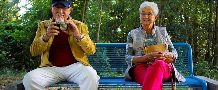 Senior Population in the United States
