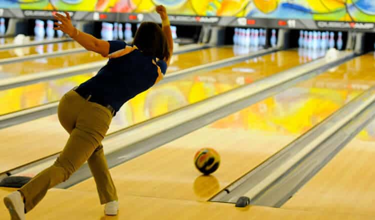Bowling for seniors