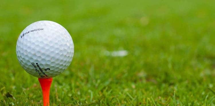 Golf for elderly