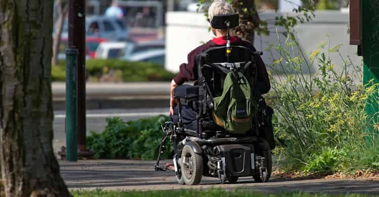 Top power wheelchairs for outdoor use