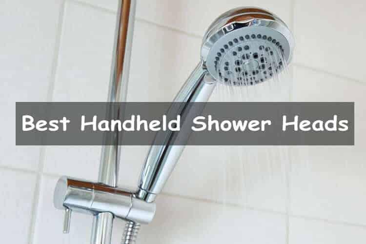 Best Handheld Shower Heads for seniors