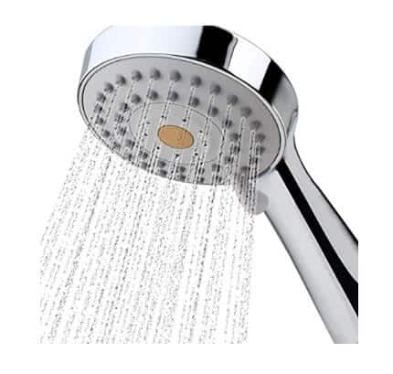 Senior showerhead