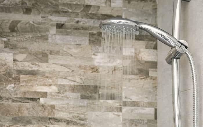 Handheld showerheads for seniors