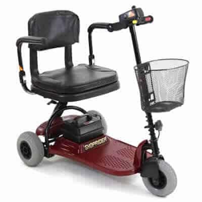 Shoprider_echo_3_Wheel_scooter