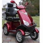 Red Elephant Heavy-duty mobility scooter