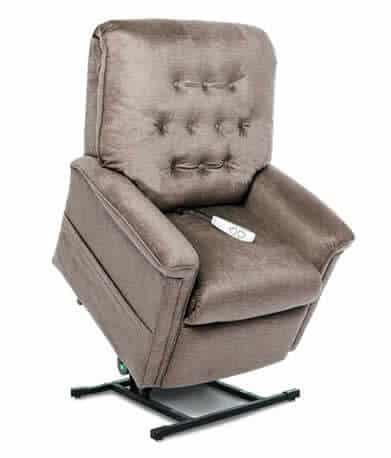 Pride Heritage lift chair extra wide