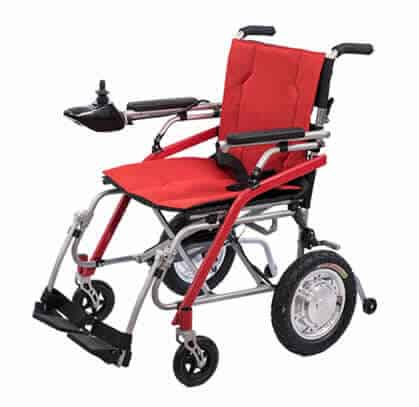Model X travel Power wheelchair