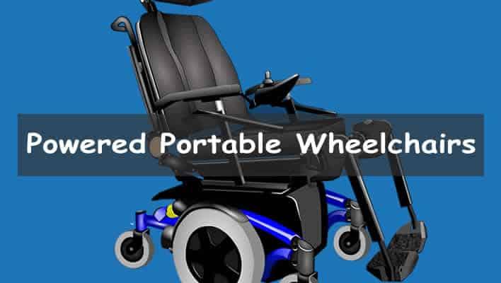 Best Powered Portable Wheelchair