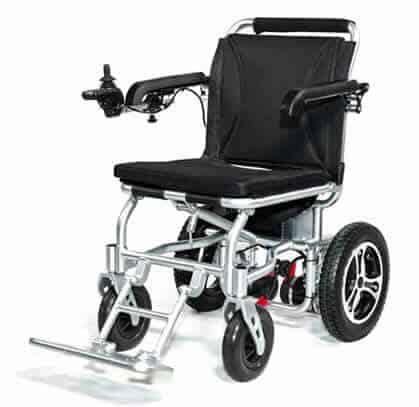eVold Traveler Power Chair