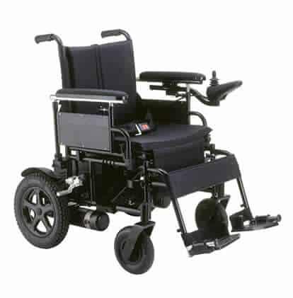 Cirrus Plus Power wheelchair