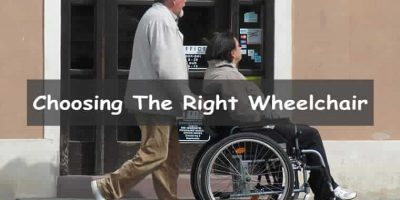 How to Choose The Best Wheelchair