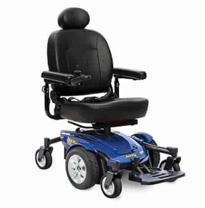 Pride Jazzy Select 6 electric power chair